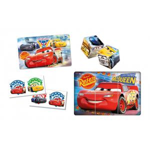 Clementoni - 13732 - Mini Edukit Cars 3  (337832)