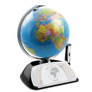 Clementoni - 52267 - Jeux éducatifs petit savant - Exploraglobe Connect - Le globe interactif évolutif (337866)