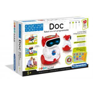 Clementoni - 52252 - Doc - Robot Parlant Éducatif  (337868)