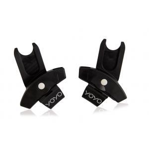 Babyzen - BZ10205-02 - Adaptateurs Siège auto pour poussette YOYO+ YOYO2 (338030)