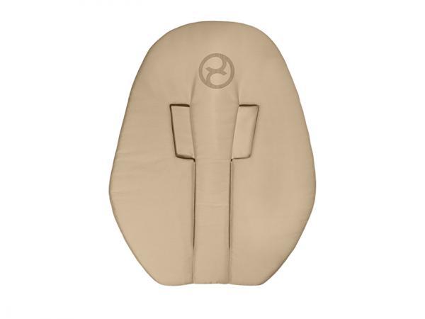 Coussin réducteur beige-cashmere beige pour poussette mios