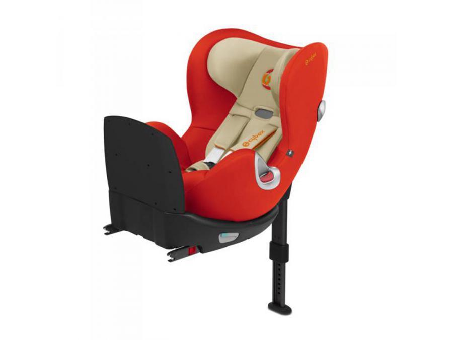 cybex si ge auto sirona q i size orange autumn gold. Black Bedroom Furniture Sets. Home Design Ideas
