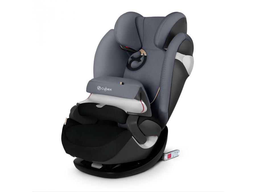 cybex si ge auto pallas m fix gris fonc graphite black. Black Bedroom Furniture Sets. Home Design Ideas