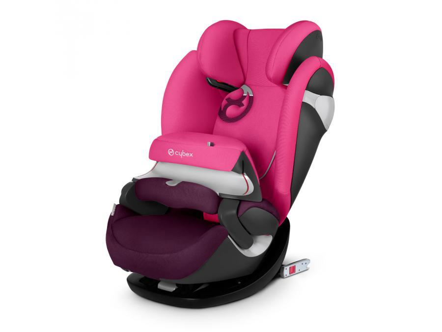 cybex si ge auto pallas m fix rose et violet mystic pink. Black Bedroom Furniture Sets. Home Design Ideas