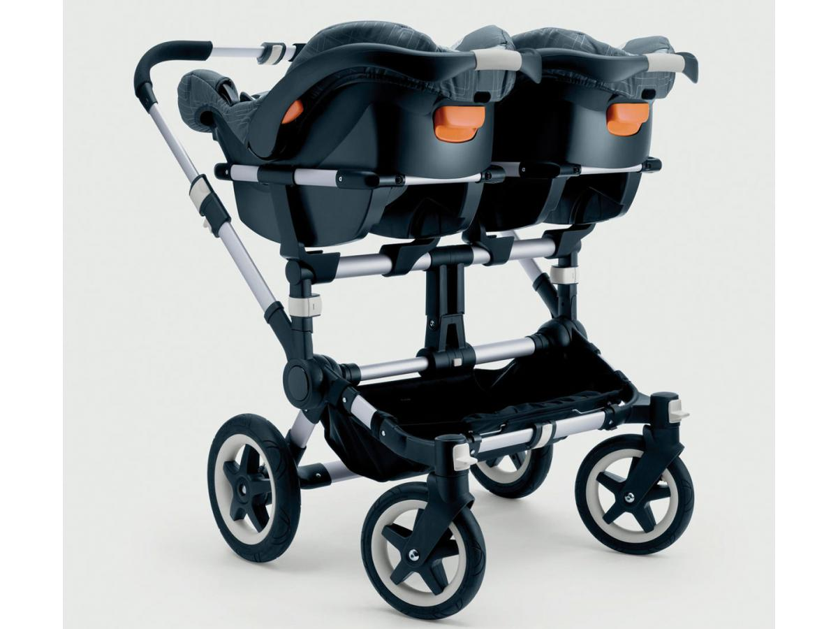 bugaboo adaptateur jumeaux si ge auto britax r mer pour. Black Bedroom Furniture Sets. Home Design Ideas