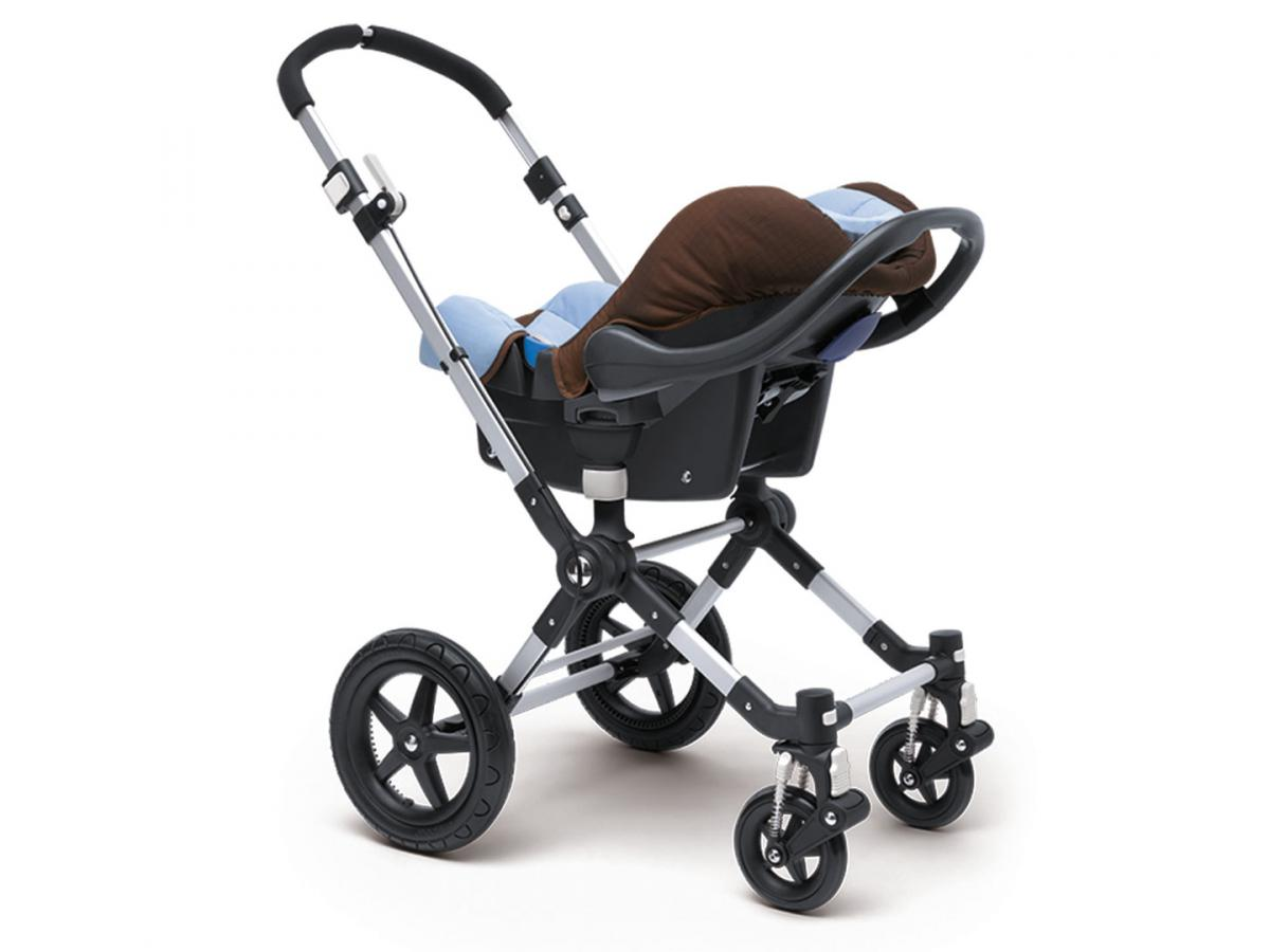 bugaboo adaptateur si ge auto britax r mer pour poussette cameleon3. Black Bedroom Furniture Sets. Home Design Ideas