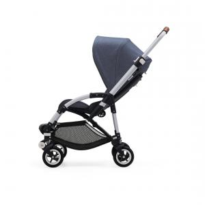 Bugaboo - 500300BM01 - Bugaboo Bee5 complète chassis ALU Bleu Chine (339450)