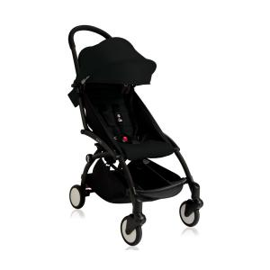 Babyzen - BU013 - Nouvelle poussette Babyzen Yoyo plus cadre noir pack couleur 6+ noir (339558)