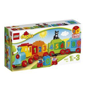Lego - 10847 - Le train des chiffres (339734)