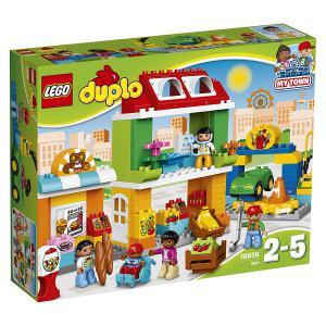 Lego - 10836 - Le centre ville (339752)