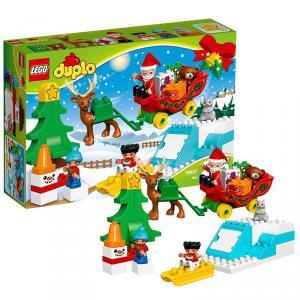 Lego - 10837 - Les vacances d'hiver du Père Noël (339754)