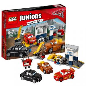 Lego - 10743 - LEGO_Juniors Cars 6 (339812)