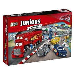 Lego - 10745 - La finale des 500 miles de Floride (339816)
