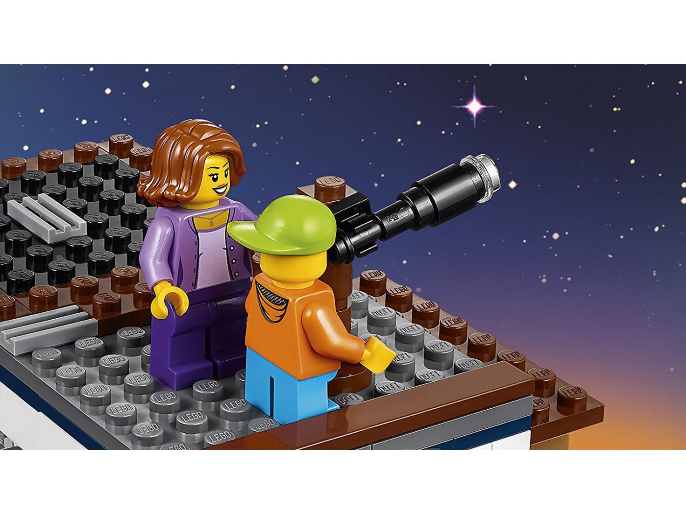 Lego la maison moderne for Maison moderne lego