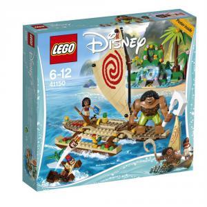 Lego - 41150 - Le voyage en mer de Vaiana (339868)