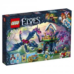 Lego - 41187 - L'infirmerie cachée de Rosalyn (339882)