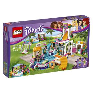 Lego - 41313 - La piscine d'Heartlake City (339912)
