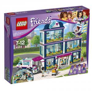 Lego - 41318 - L'hôpital d'Heartlake City (339922)