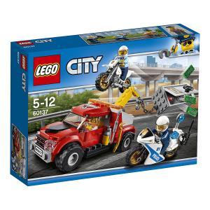 Lego - 60137 - La poursuite du braqueur (339964)