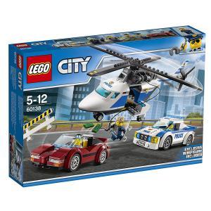 Lego - 60138 - La course-poursuite en hélicoptère (339966)