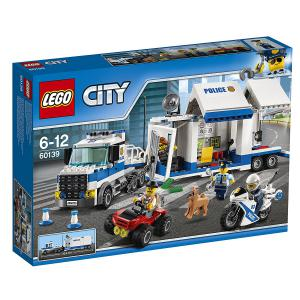 Lego - 60139 - Le poste de commandement mobile (339968)