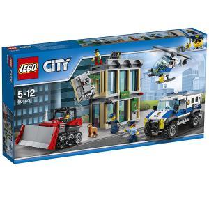 Lego - 60140 - Le cambriolage de la banque (339970)