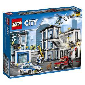 Lego - 60141 - Le commissariat de police (339972)