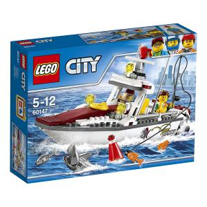 Lego - 60147 - Le bateau de pêche (339980)