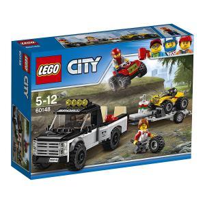 Lego - 60148 - L'équipe de course tout-terrain (339982)