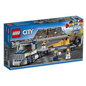Lego - 60151 - Le transporteur du dragster (339988)