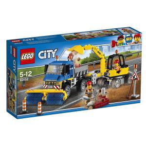 Lego - 60152 - Le déblayage du chantier (339990)