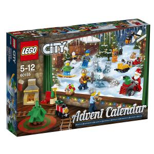 Lego - 60155 - Le calendrier de l'Avent LEGO® City (339996)