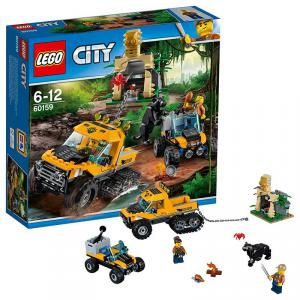 Lego - 60159 - L'excursion dans la jungle (340004)