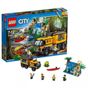 Lego - 60160 - Le laboratoire mobile de la jungle (340006)