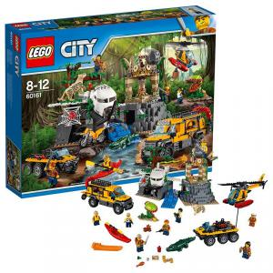 Lego - 60161 - Le site d'exploration de la jungle (340008)