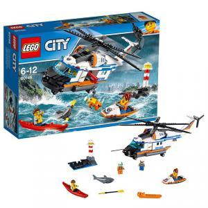 Lego - 60166 - L'hélicoptère de secours (340016)