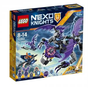 Lego - 70353 - L'héli-gargouille (340034)