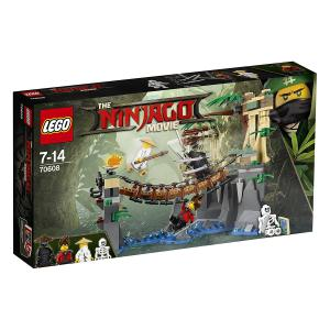 Lego - 70608 - Le pont de la jungle (340064)