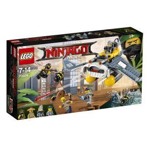 Lego - 70609 - Le bombardier Raie Manta (340066)