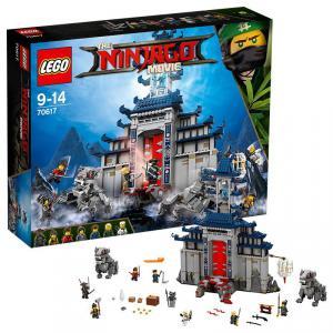 Lego - 70617 - Le temple de l'arme ultime suprême (340076)