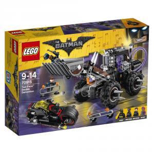 Lego - 70915 - La fuite de Double-Face™ (340118)