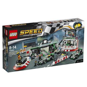 Lego - 75883 - MERCEDES AMG PETRONAS Formula One™ Team (340198)