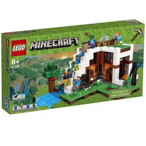 Lego - 21134 - La base sous la cascade (340210)