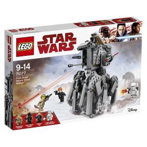 Lego - 75177 - LEGO - 75177 - Star Wars - Jeu de construction - First Order Heavy Scout Walker (340244)