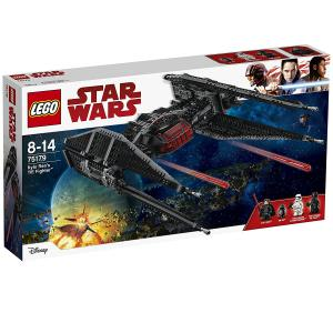 Lego - 75179 - LEGO - 75179 - Star Wars - Jeu de construction - Kylo Ren's TIE Fighter (340248)