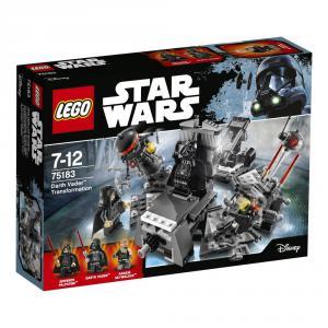 Lego - 75183 - La transformation de Darth Vader™ (340254)