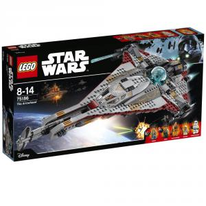 Lego - 75186 -  LEGO - 75186 - Star Wars - Jeu de Construction - The Arrowhead (340260)