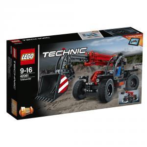 Lego - 42061 - Le manipulateur télescopique (340298)