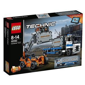 Lego - 42062 - Le transport du conteneur (340300)