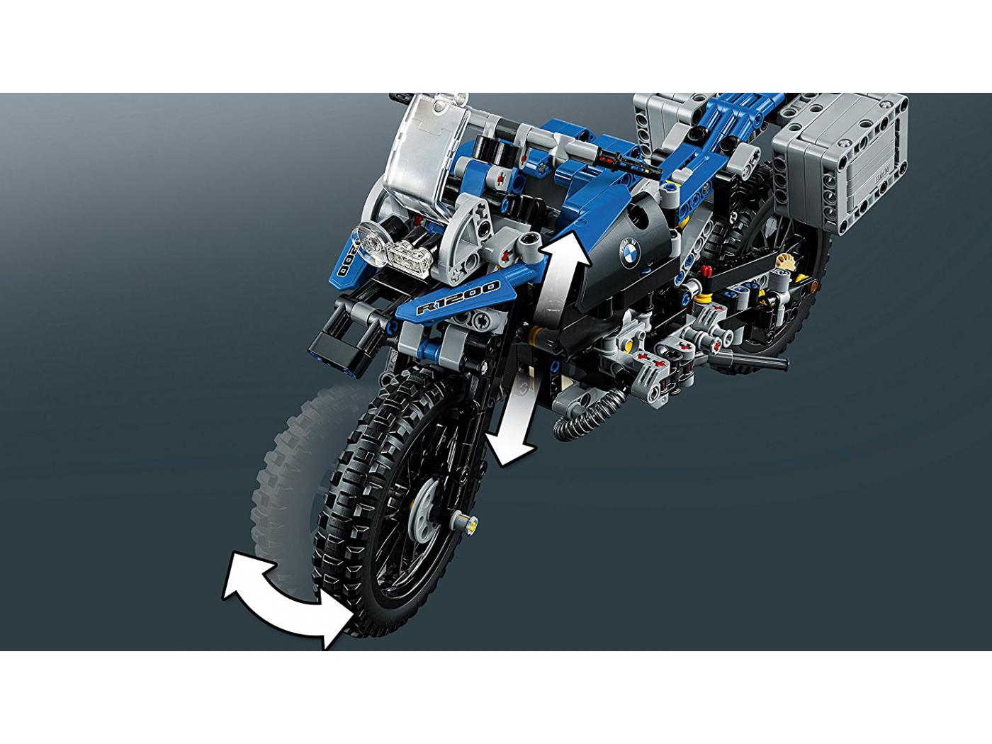 lego bmw r 1200 gs adventure. Black Bedroom Furniture Sets. Home Design Ideas